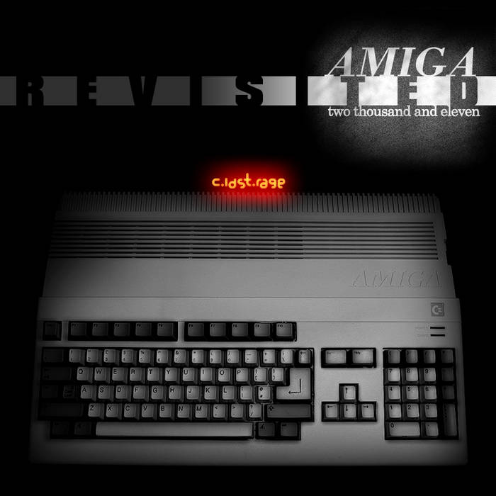AMIGA Revisited 2011 cover art