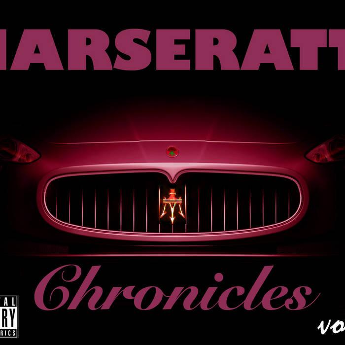 Marseratti Chronicles Vol. 1 cover art