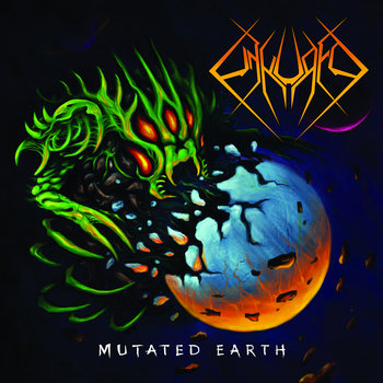 Mutated Earth cover art
