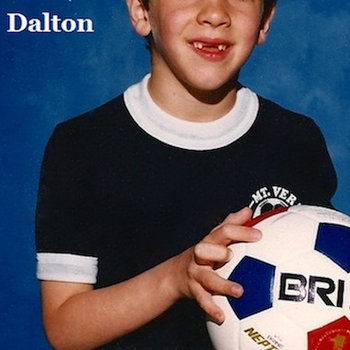 Dalton EP cover art