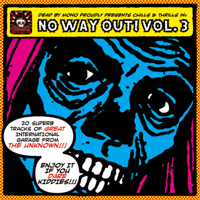 NO WAY OUT! Vol.3 cover art