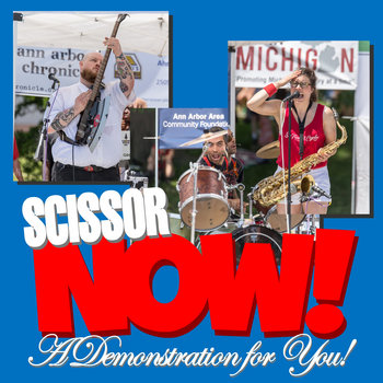 A Demonstration for You! cover art