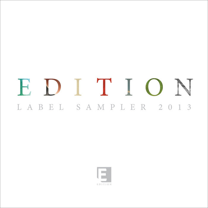 Edition Label Sampler 2013 cover art