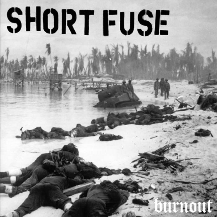 """Short Fuse - Burnout 12"""" cover art"""