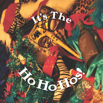 It's The HoHoHos! cover art