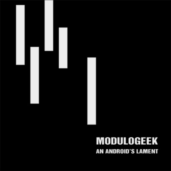 An Android's Lament (Single) cover art