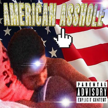 AMERICAN ASSHOLE EP cover art
