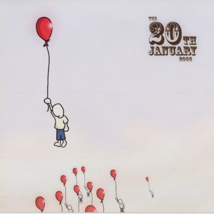 20th January 2006 cover art