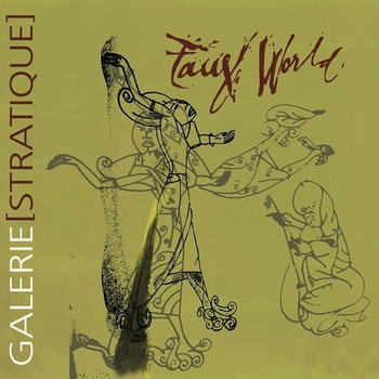 Faux World cover art