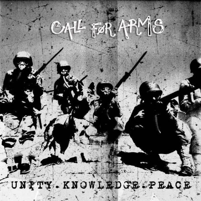Unity.Knowledge.Peace. cover art