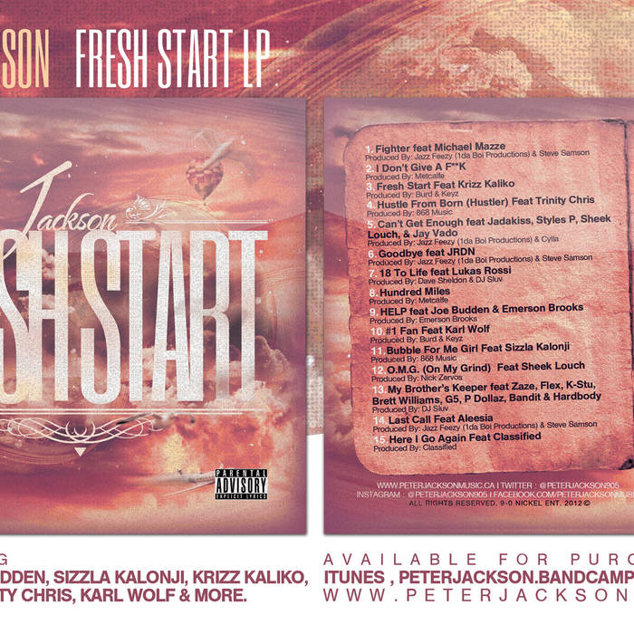 Fresh Start cover art