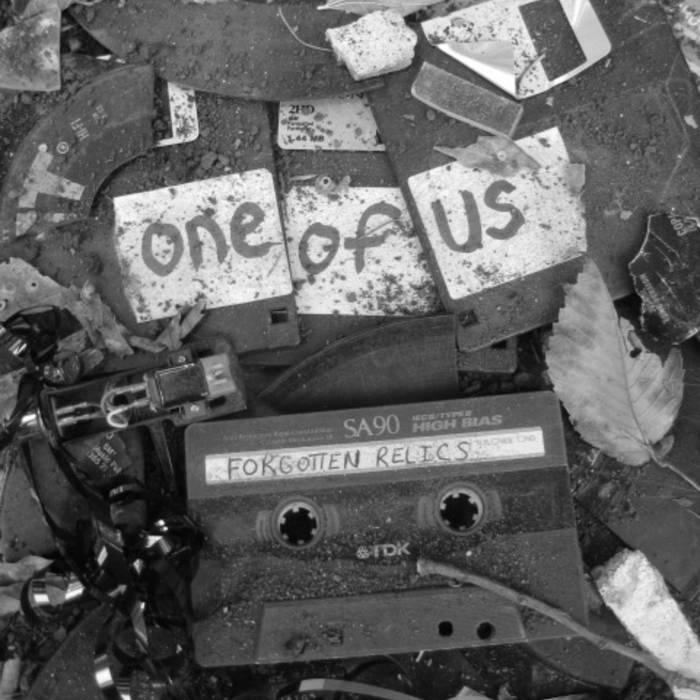 Forgotten Relics tape cover art