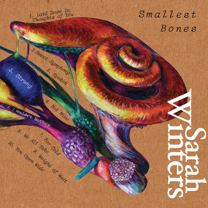 Smallest Bones (2010) cover art