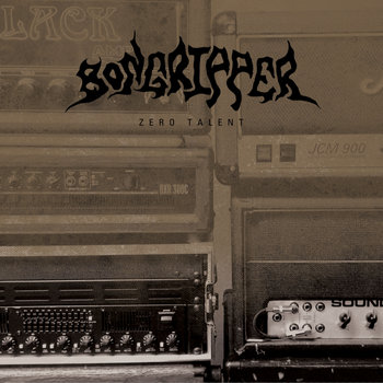 Bongripper / Conan Split cover art
