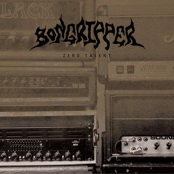 Bongripper / Conan Split cover art