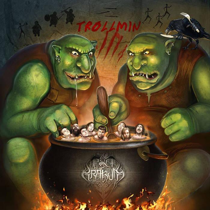 Trollmin cover art