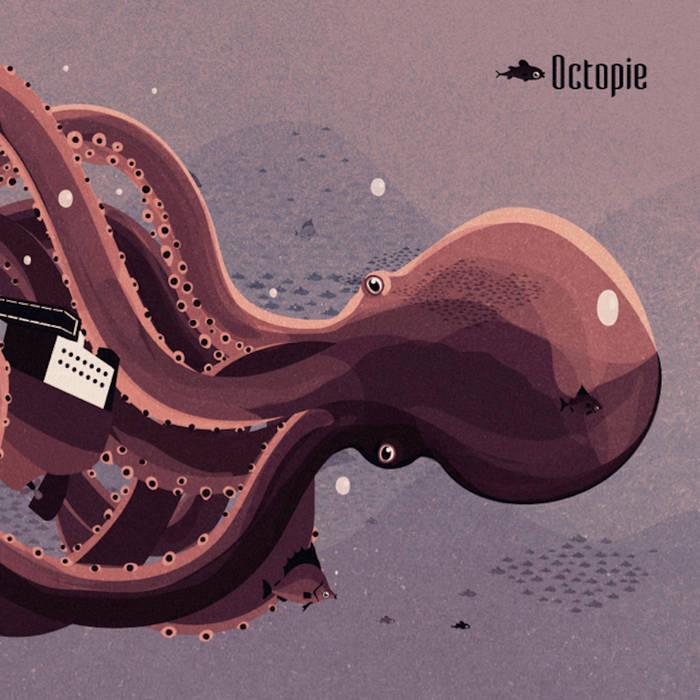 Octopie EP cover art