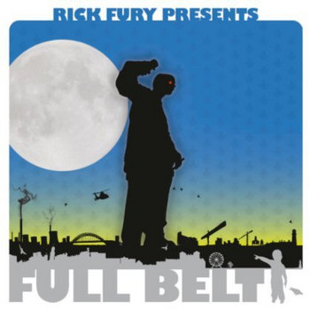 RICK FURY - FULL BELT cover art