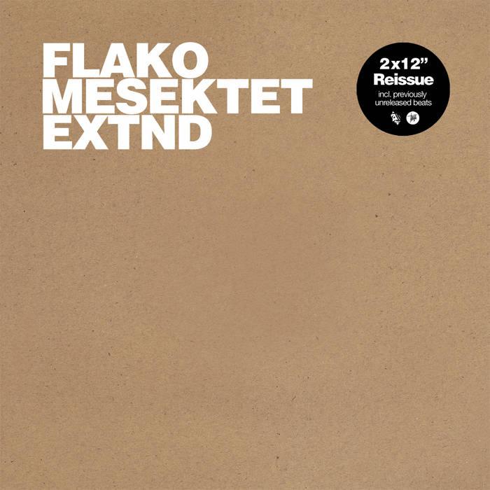 Mesektet Extnd cover art