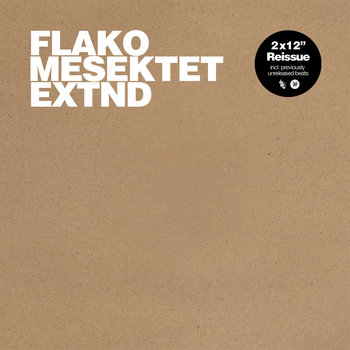 Mesektet Extnd cover art
