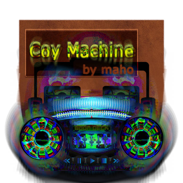 Coy Machine cover art