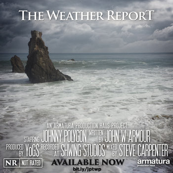 The Weather Report cover art