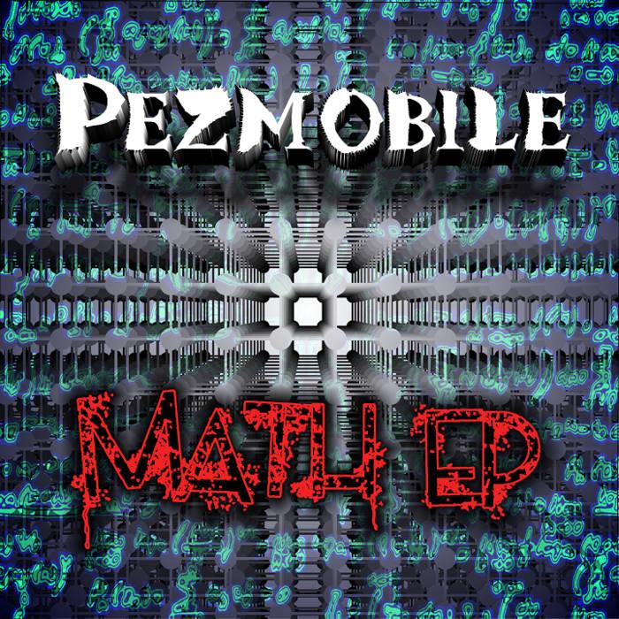 Math EP cover art