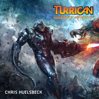 Turrican Soundtrack Anthology Vol. 2 cover art
