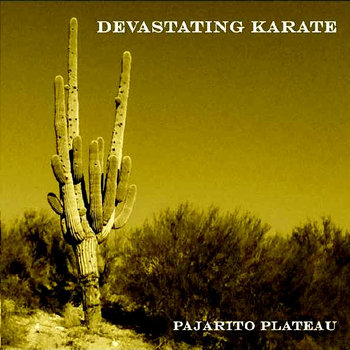 Pajarito Plateau cover art