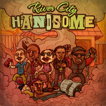 River City Handsome cover art