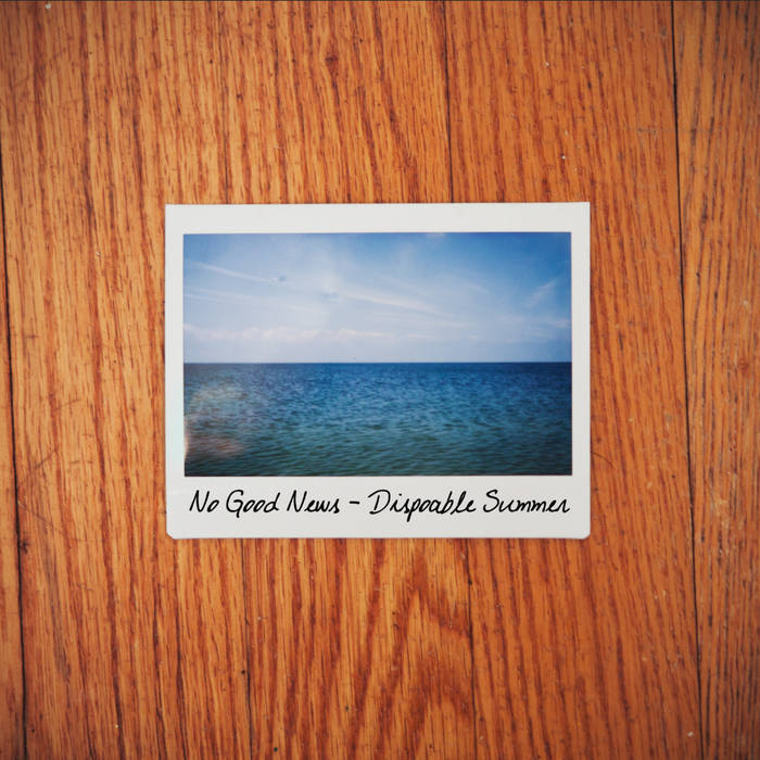 Disposable Summer cover art