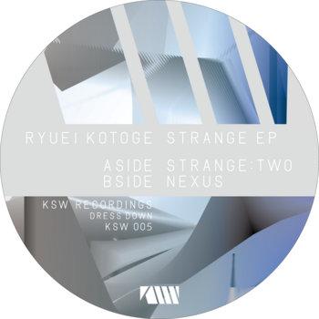 STRANGE EP cover art