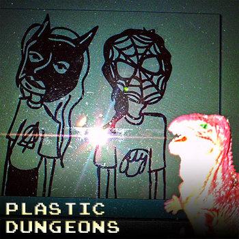 Plastic Dungeons cover art