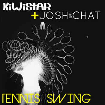 Tennis Swing EP cover art