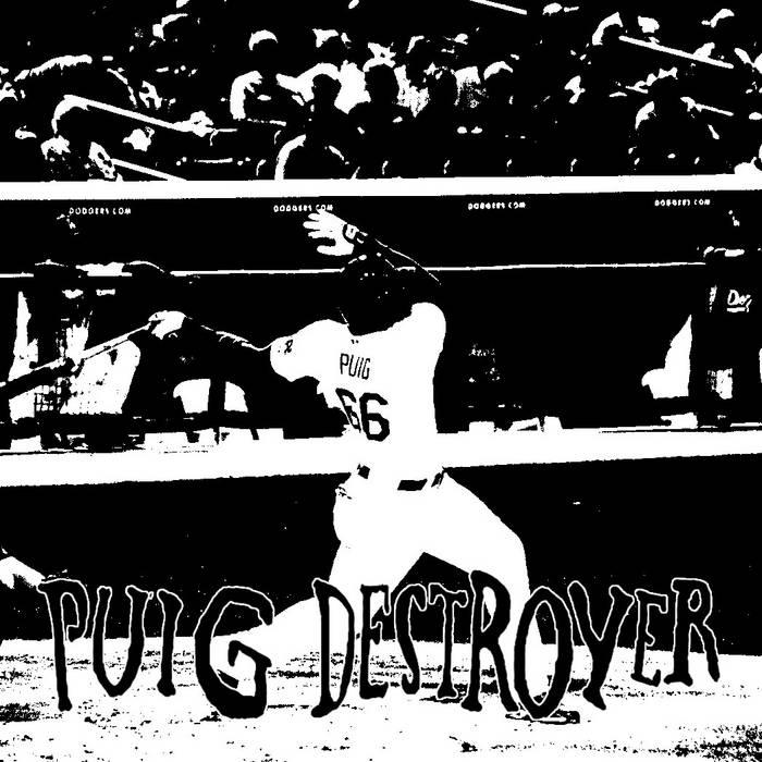 PUIG DESTROYER cover art
