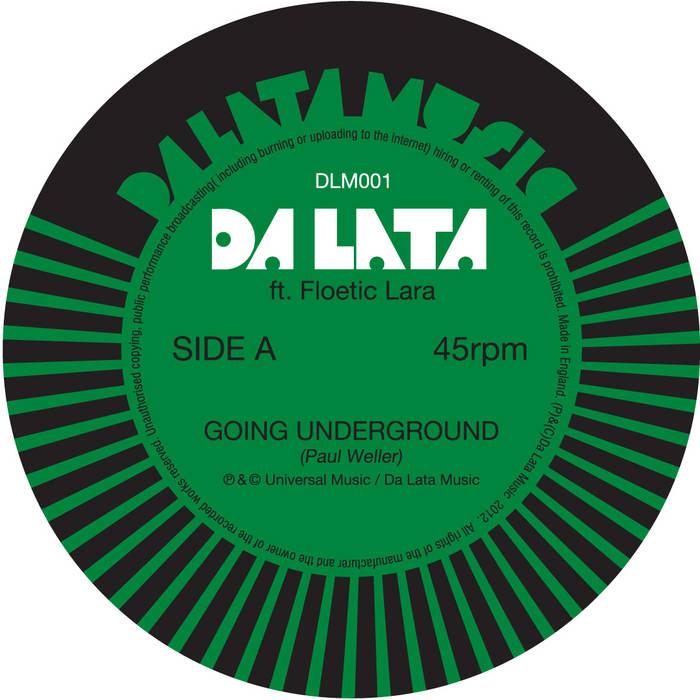 Going Underground cover art