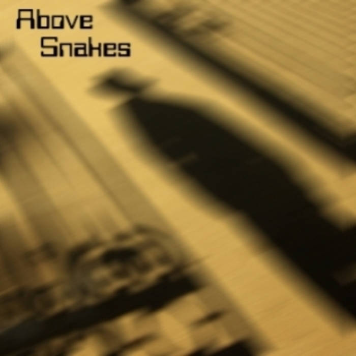Above Snakes cover art