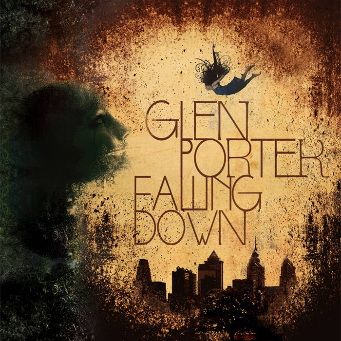 Falling Down cover art