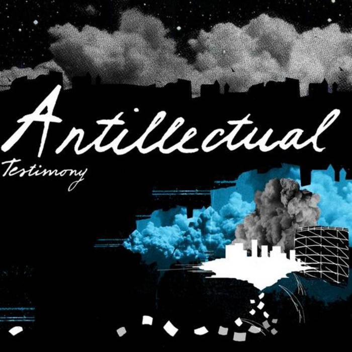 Testimony (2008) cover art