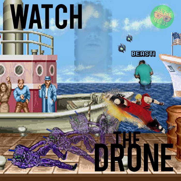 Watch The Drone cover art