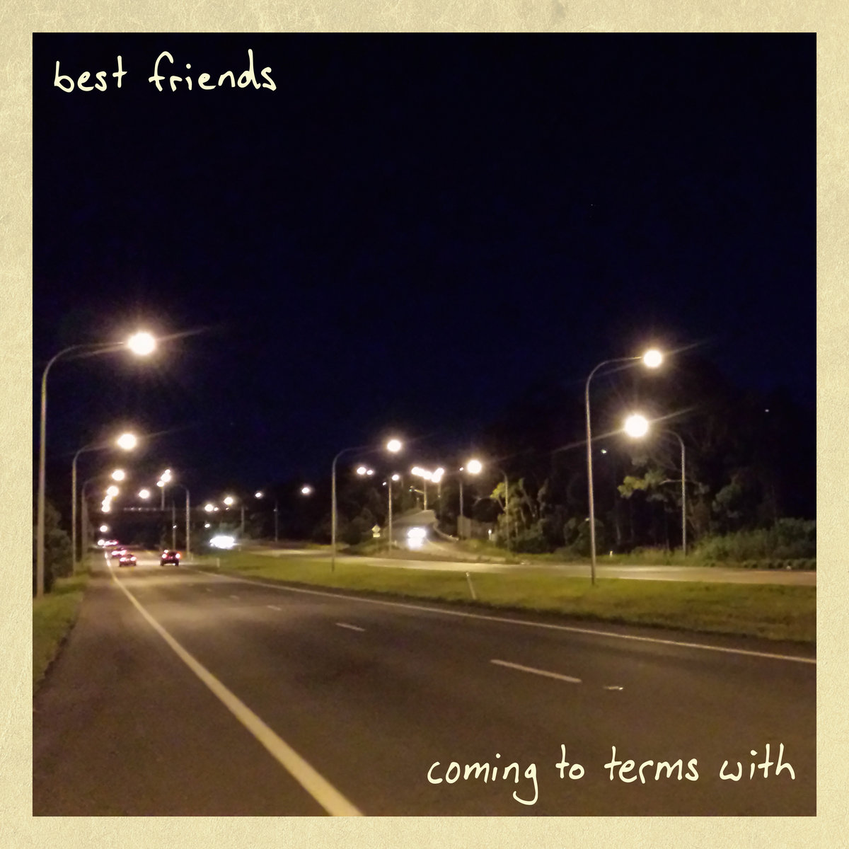 Best Friends - Coming To Terms With (2015)