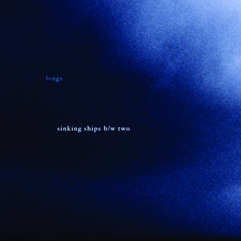 Sinking Ships / Two ep cover art