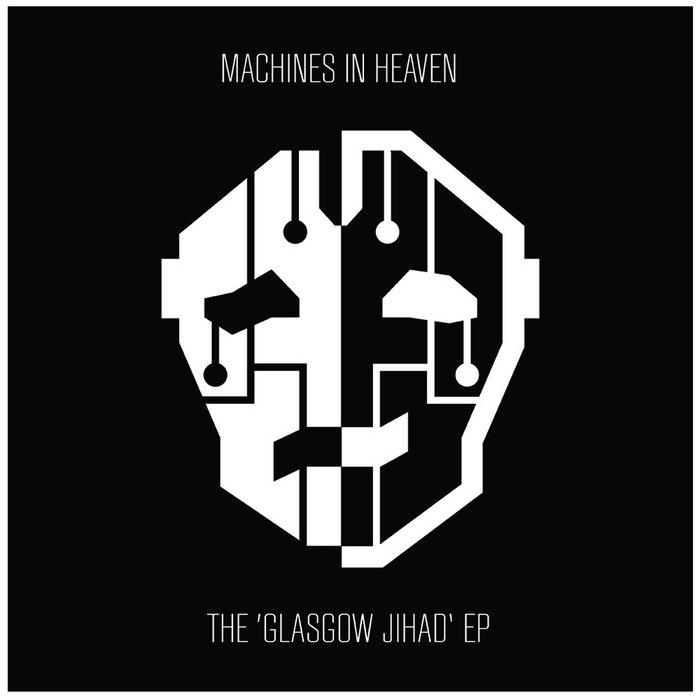 The 'Glasgow Jihad' EP cover art