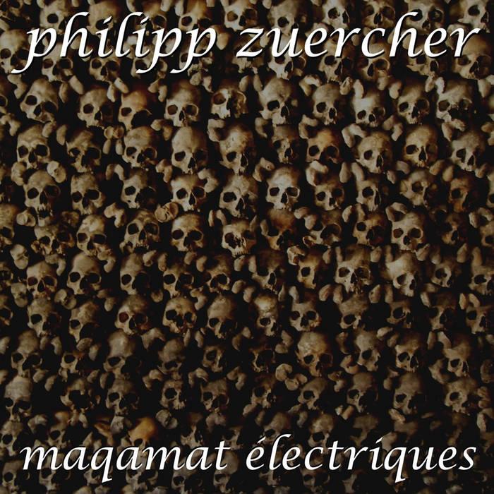 maqamat électriques cover art