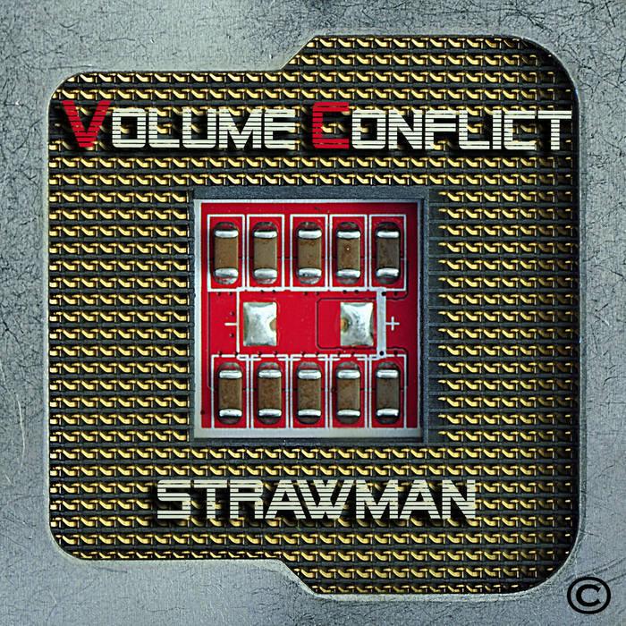 STRAWMAN cover art