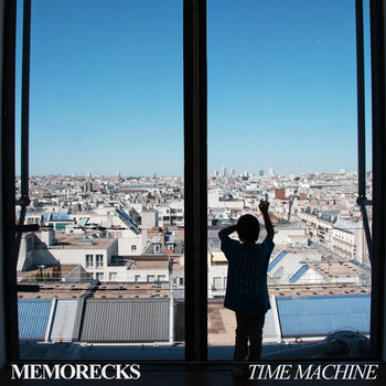 Time Machine cover art