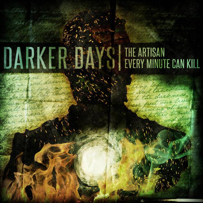 Darker Days cover art