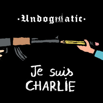 Je Suis Charlie cover art