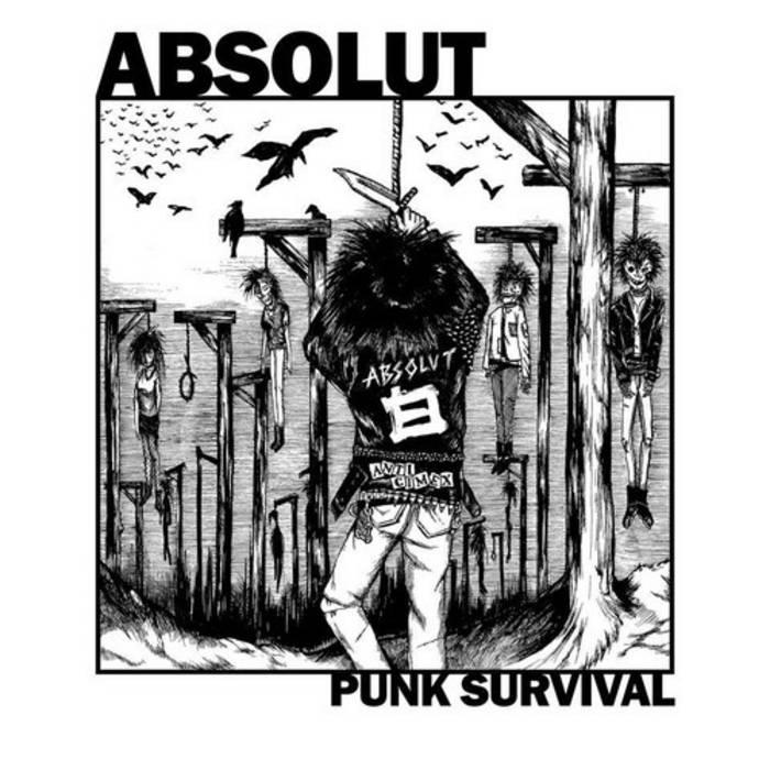 Punk Survival cover art