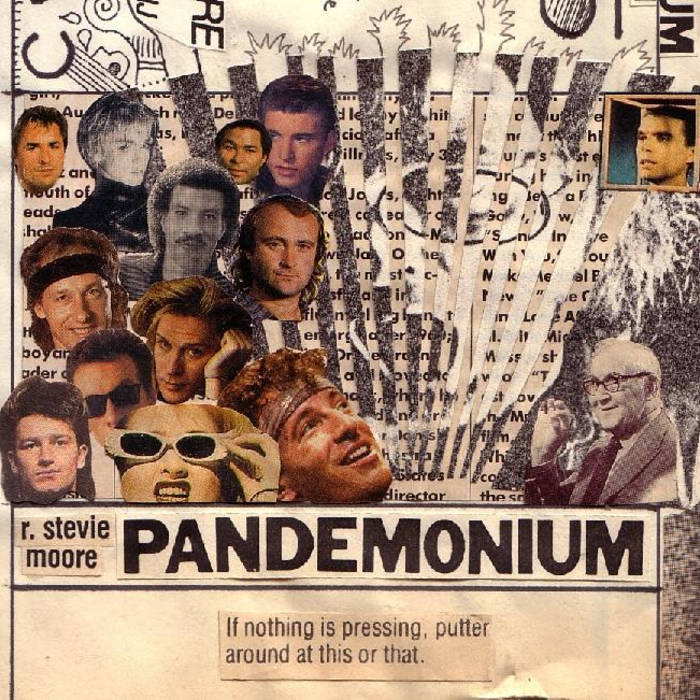 Pandemonium cover art